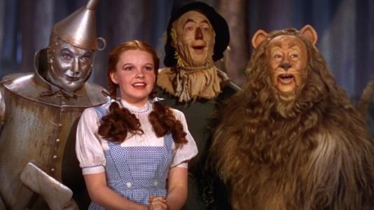 """Oscars vão celebrar os 75 anos de """"O Feiticeiro de Oz"""""""