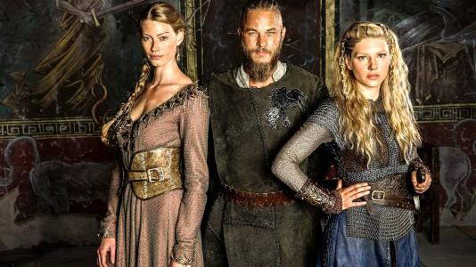 """A segunda temporada de """"Vikings"""" estreia em março no TVSéries"""