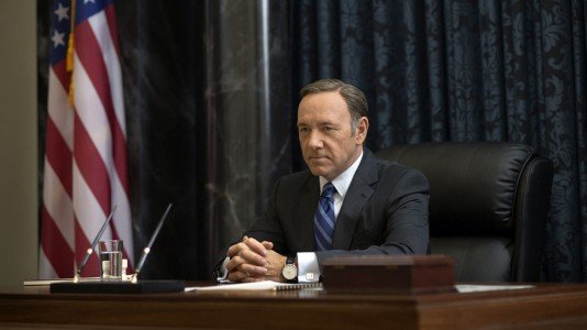 "Netflix dá luz verde a terceira temporada de ""House of Cards"""