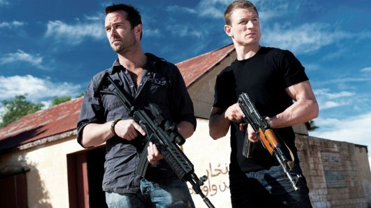 """Strike Back"": terceira temporada no canal MOV a partir de fevereiro"