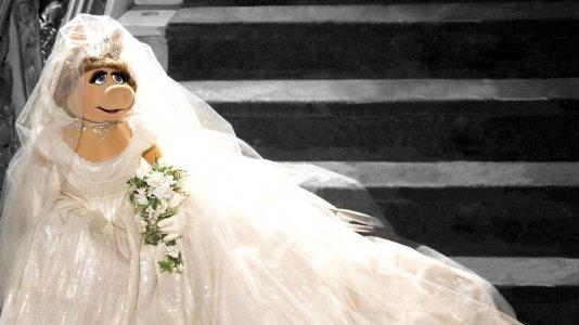 Vivienne Westwood veste Miss Piggy