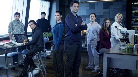 """""""Helix"""": nova série de ficção científica estreia no canal MOV"""