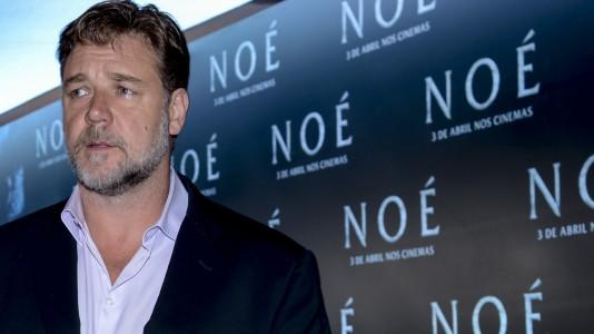 """""""Noé"""": imagens da premiere no Brasil"""