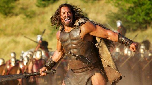 """Quem é """"Hércules""""? Descubra no primeiro trailer do filme com Dwayne Johnson"""