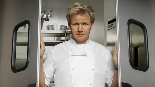 Gordon Ramsay vai ajudar restaurantes em destinos turísticos da europa