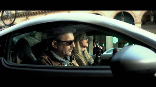 """Filme """"3 Dias Para Matar"""" com promoção Peugeot"""