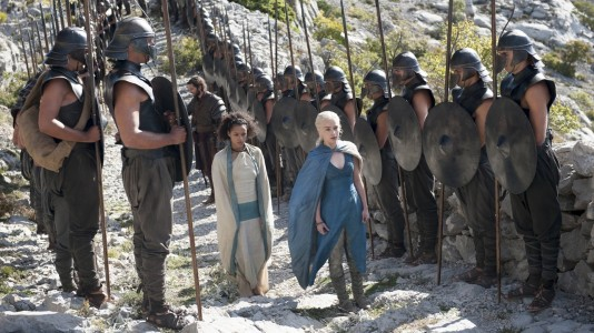 """Game of Thrones"" renovado por mais duas temporadas"