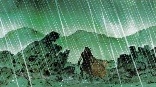 Noé e a sua Arca - o filme e a banda desenhada de Aronofsky