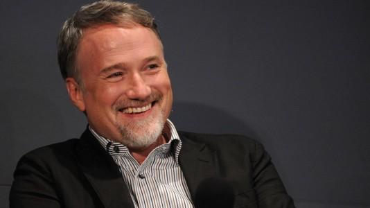 David Fincher com um pé fora do filme sobre Steve Jobs
