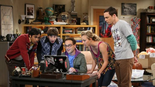 "China censura ""The Big Bang Theory"""