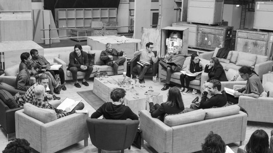 "Lucasfilm apresenta o elenco do novo ""Star Wars"""