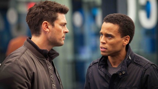 "Fox cancela ""Almost Human"""