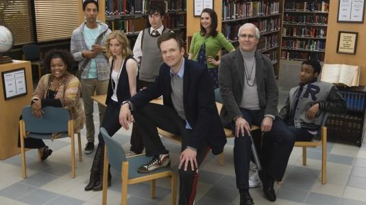 """""""Community"""" cancelada após cinco temporadas"""