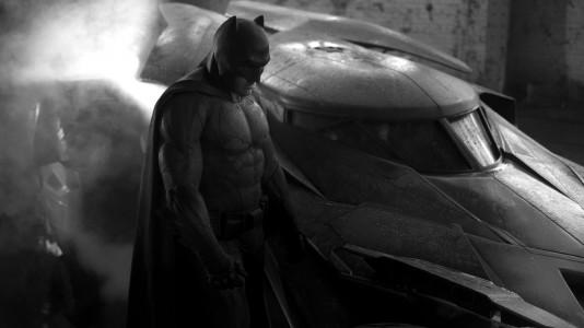 Primeira imagem de Ben Affleck como Batman