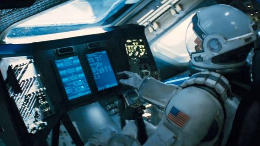 "Novo trailer de ""Interstellar"""