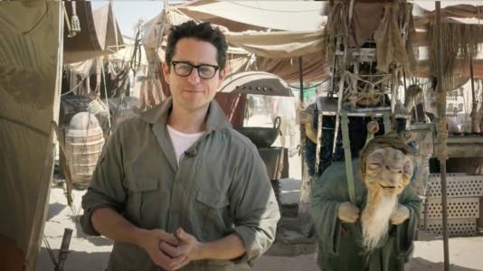 "J.J. Abrams anuncia campanha humanitária ""Star Wars"""