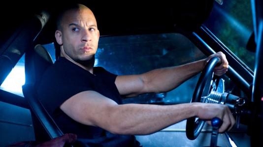 "Vin Diesel faz birra nas filmagens de ""Fast & Furious 7"""
