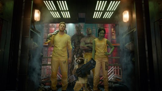 "Novas imagens de ""Guardians of the Galaxy"""