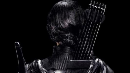 """Novo poster para """"The Hunger Games: A Revolta – Parte 1"""""""
