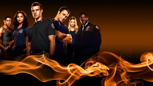 "Terceira temporada de ""Chicago Fire"" no TVSéries"