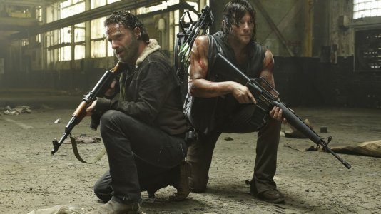 """The Walking Dead"" regressa à FOX com a quinta temporada"