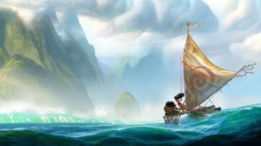 """Disney anuncia """"Moana"""""""
