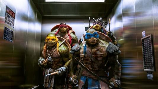 """[Terminado] Ganhe convites para a ante-estreia de """"Tartarugas Ninja: Heróis Mutantes"""" no Porto"""