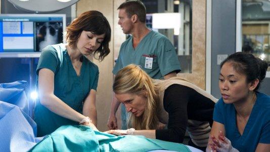 """Terceira temporada de """"Saving Hope"""" estreia em novembro no TVSéries"""