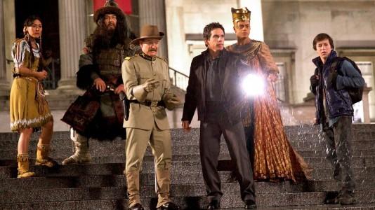 """Novo trailer para """"À Noite no Museu: O Segredo do Faraó"""""""