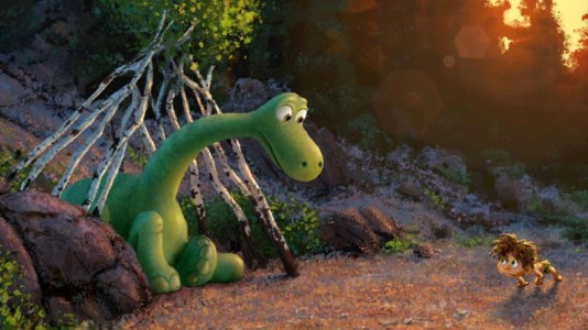 "Primeiro trailer para ""The Good Dinosaur"""