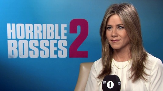 Partida de Jennifer Aniston deixa jornalista em pânico