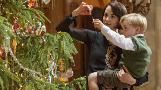 "Especial de natal ""Downton Abbey"" na FOX Life"