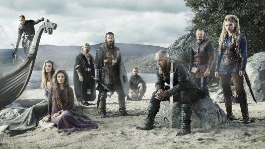 """Primeiras imagens da terceira temporada de """"Vikings"""""""