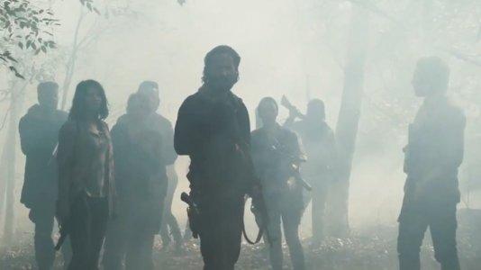 """""""The Walking Dead"""" regressa em fevereiro - veja os trailers"""