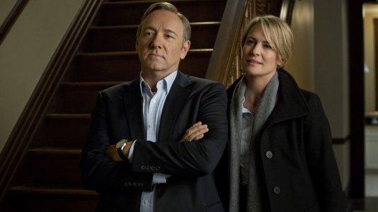 """""""House of Cards"""": a terceira temporada estreia em fevereiro no TVSéries"""