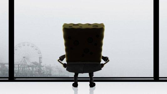 SpongeBob invade os posters de outros filmes