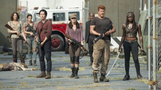 """The Walking Dead"": os zombies regressam"