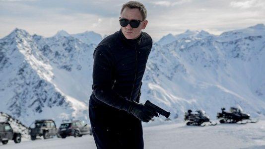 """Veja as primeira imagens de """"007 Spectre"""" na Áustria"""