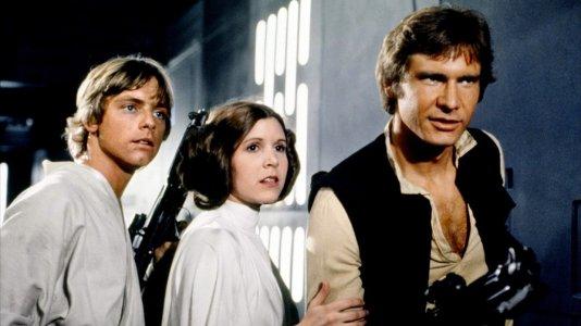 "Carrie Fisher acredita numa maldição ligada a ""Star Wars"""