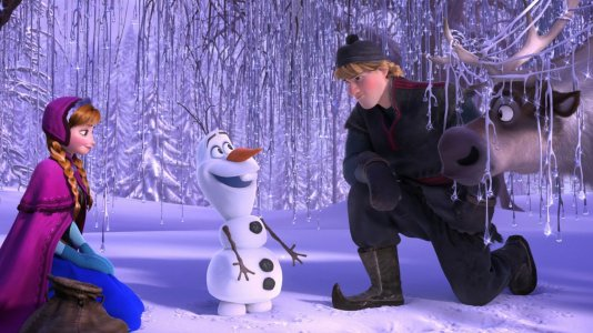 "Disney avança com ""Frozen 2"""