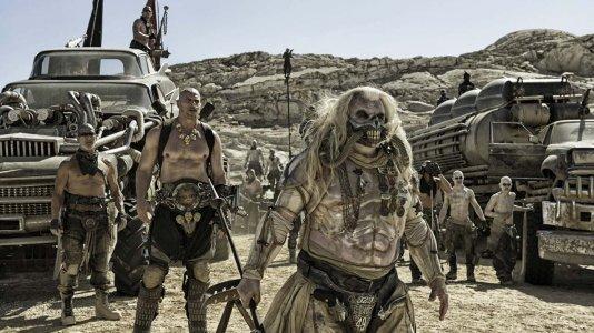 """""""Mad Max: Estrada de Fúria"""" é o favorito dos críticos internacionais"""
