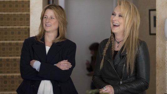 """Meryl Streep contracena com a filha no filme """"Ricki and the Flash"""""""