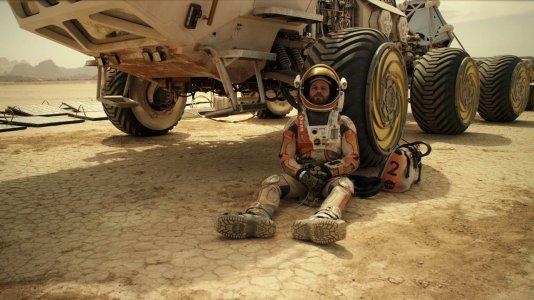 """Quem salva Matt Damon? - veja o novo trailer de """"The Martian"""""""