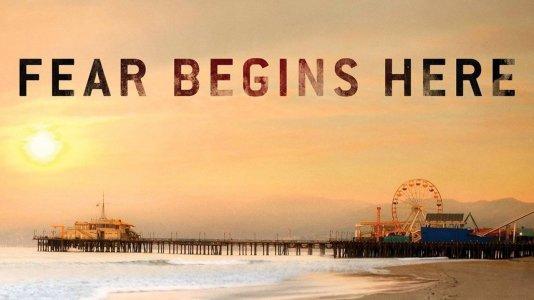 "AMC revela o poster oficial de ""Fear The Walking Dead"" e nova promo da série"