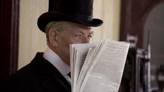 """[Terminado] Ganhe convites para as ante-estreias do filme """"Mr. Holmes"""" em Lisboa"""