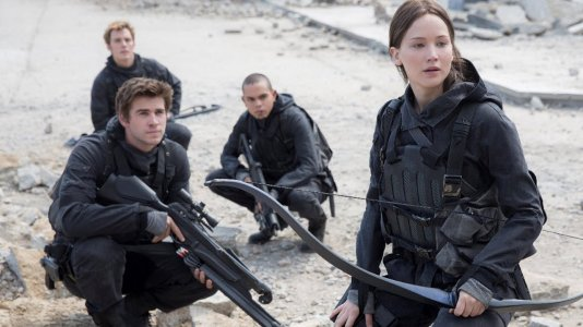 "Veja o novo trailer de ""The Hunger Games: Mockingjay - Part 2"""