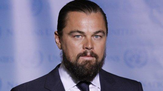 Leonardo DiCaprio no papel de um assassino em série