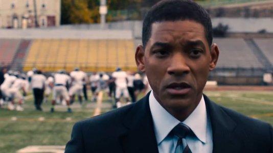 """""""Concussion"""" com Will Smith já tem trailer"""