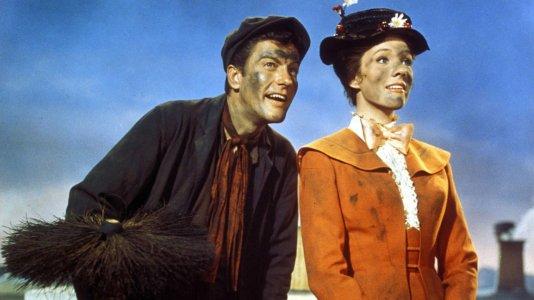 "Disney faz regressar ""Mary Poppins"""