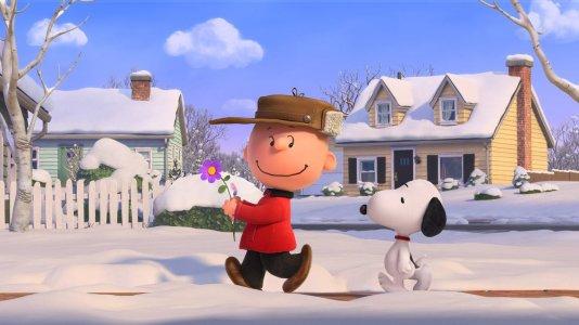 "Novo trailer de ""Peanuts: Snoopy & Charlie Brown - O Filme"""